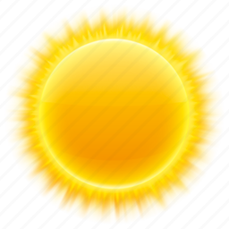 cloud, cloudy, forecast, rain, sun, weather icon