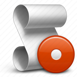 automation, paper, record, script, sheet icon