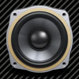 audio, dynamic, music, sound, speaker, volume icon