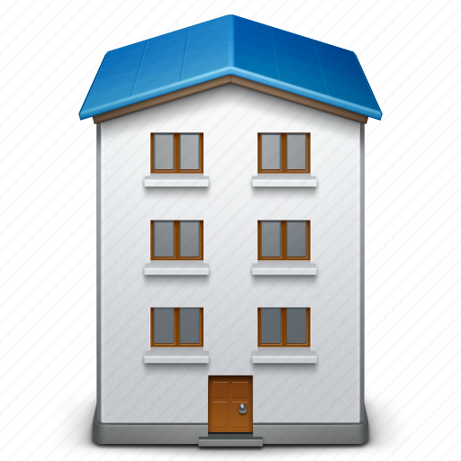 building, home, hotel, house, office, real estate icon
