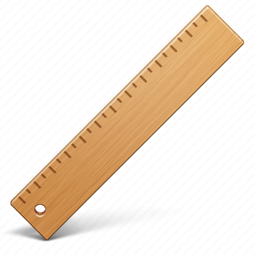 measure, ruler, school, tool, tools icon