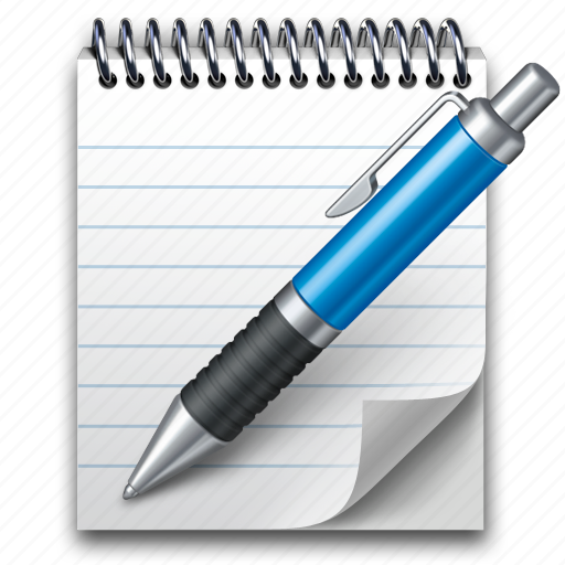 document, edit, notepad, pen, write, writing icon