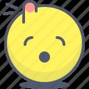 accident, emoji, emotion, face, smile