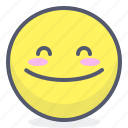 emoji, emotion, face, happy, smile