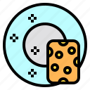 clean, cleaner, cleaning, dishes, wash icon