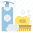 soap, washing, shower, cleaning