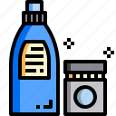 clean, cleaning, detergent, laundry, liquid, wash