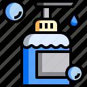 bottle, clean, gel, hygiene, shower, soap, wash