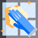 chore, clean, cleaning, housekeeping, hygiene, napkin icon