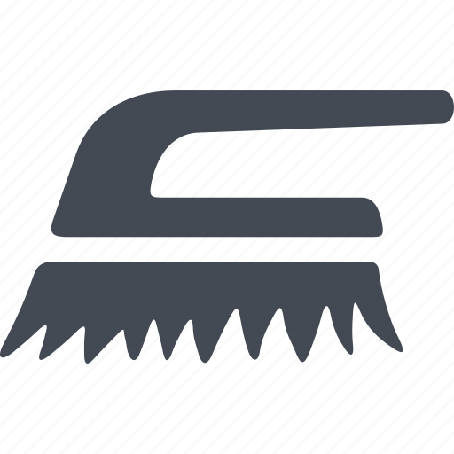 brush, cleaning, hygiene, purity icon