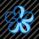flower, perfume icon