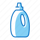 detergent, laundry, liquid, wash icon