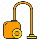 appliance, electronic, hoover, household, vacuum, vacuum cleaner icon