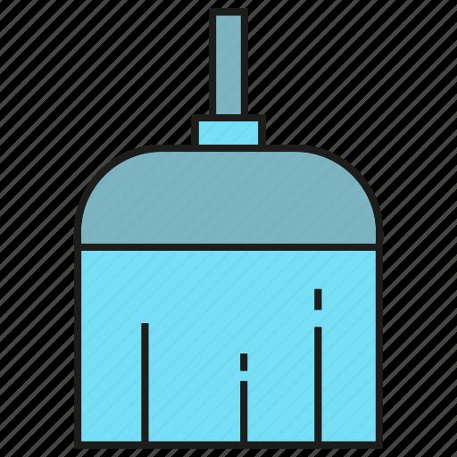 broom, brush, cleaning, hygiene, sanitation icon
