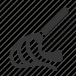 broom, mop icon