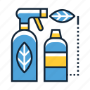 cleaning, eco, friendly icon