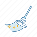 cleaning, dust, floor, mop, mopping, sweeping, washing icon