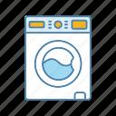 clothing, laundry, machine, wash up, washer, washing, washing machine