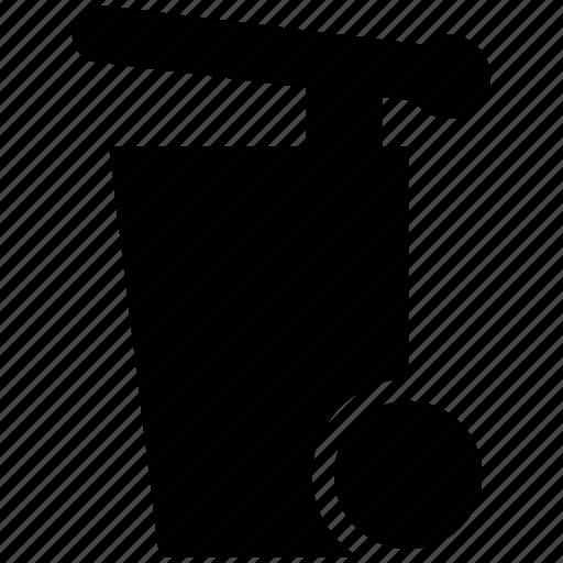 dust bin, recycle bin, rubbish bin, trash bin, waste container icon