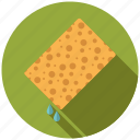 chores, cleaning, equipment, household, housework, sponge, utensil icon