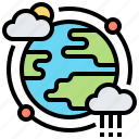 nature, earth, ozone, weather, atmosphere icon