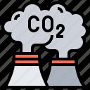 burning, carbon, dioxide, fossil, fuels