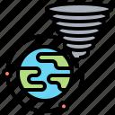 hurricane, storms, tornado, tropical, typhoon icon