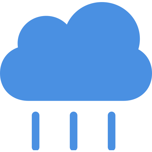 Climate, clouds, cloudy, forecast, rain, rainy, weather icon - Free download