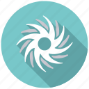climate, hurricane, storm, swirl, vortex, weather, whirlwind icon