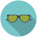 climate, shades, sunglasses, sunny, sunshine, weather icon