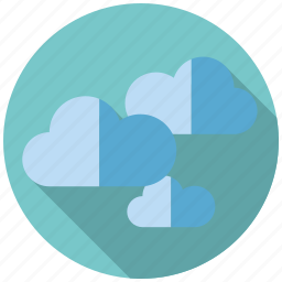 climate, clouds, cloudy, weather icon