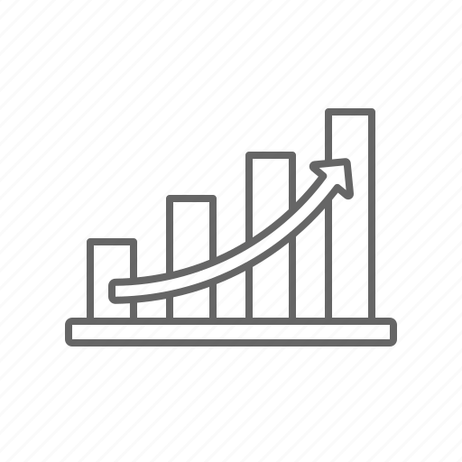 Analyts, growth, market icon - Download on Iconfinder