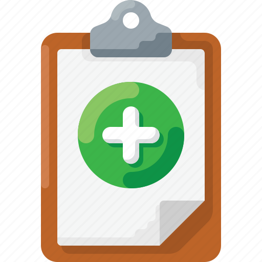 Add, clipboard, doc, plus icon - Download on Iconfinder