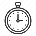 clock, event, schedule, stopwatch, time, timer icon