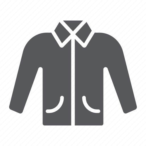 Clothes, clothing, dress, fashion, jacket, wear icon - Download on Iconfinder