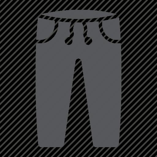 clothes, clothing, pants, sport, sweatpants, wear icon