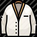 clothes, coat, garment, jacket, overcoat, raincoat, topcoat