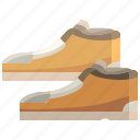 footwear, runner, shoes, sneaker, trainers icon