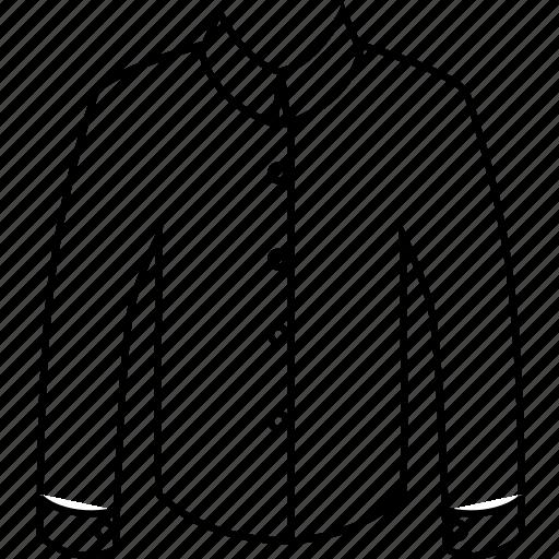 shirt, wear icon