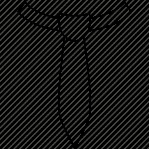 office, tie icon