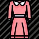 clothes, dress, femenine, fashion, elegant