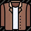 wearing, clothes, shirts, fashion, jacket