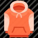 clothes, fashion, garment, sweatshirt, hoodie