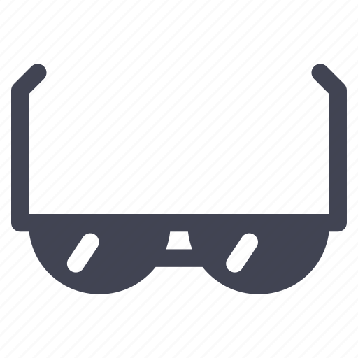 clothes, clothing, eyeglasses, glasses, shades, spectacles, sunglasses icon