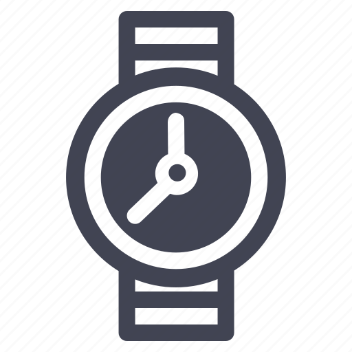 accessory, clothes, clothing, fashion, watch, wristwatch icon