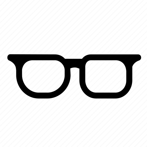 clothes, eyeglasses, glasses, spectacles, sunglasses icon