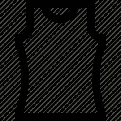 clothes, clothing, dress, fashion, garment, shirt, sweater icon