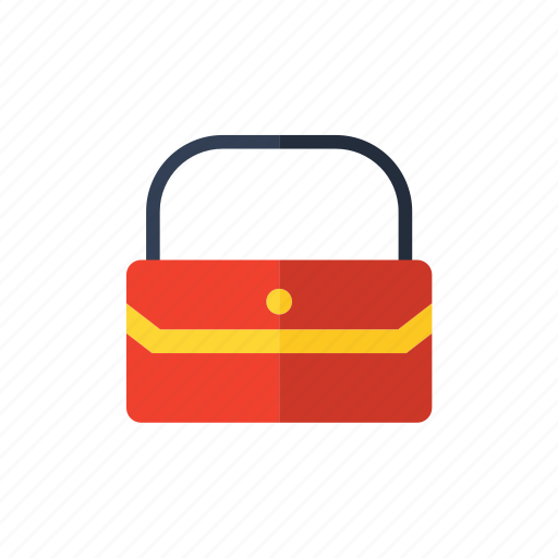 accessories, cluth, ecommerce, handbag icon