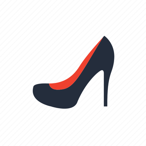 extra, heel, high, shoes icon icon