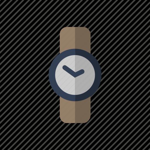 watch, wristwatch icon icon